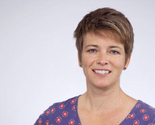 Osteopathie Dr. Julia Kamml Portrait