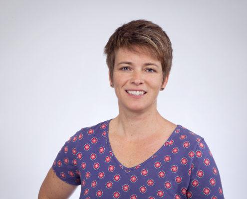 Osteopathie Dr. med. Julia Kamml Portrait